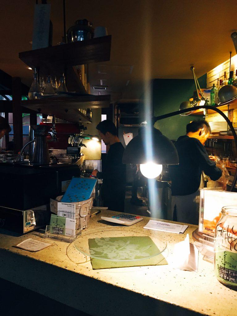 京都のゆったりできるカフェ