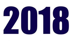 2018年の抱負
