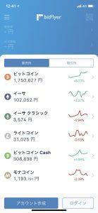 初心者向けbitFlyer(ビットフライヤー)での仮想通貨購入方法