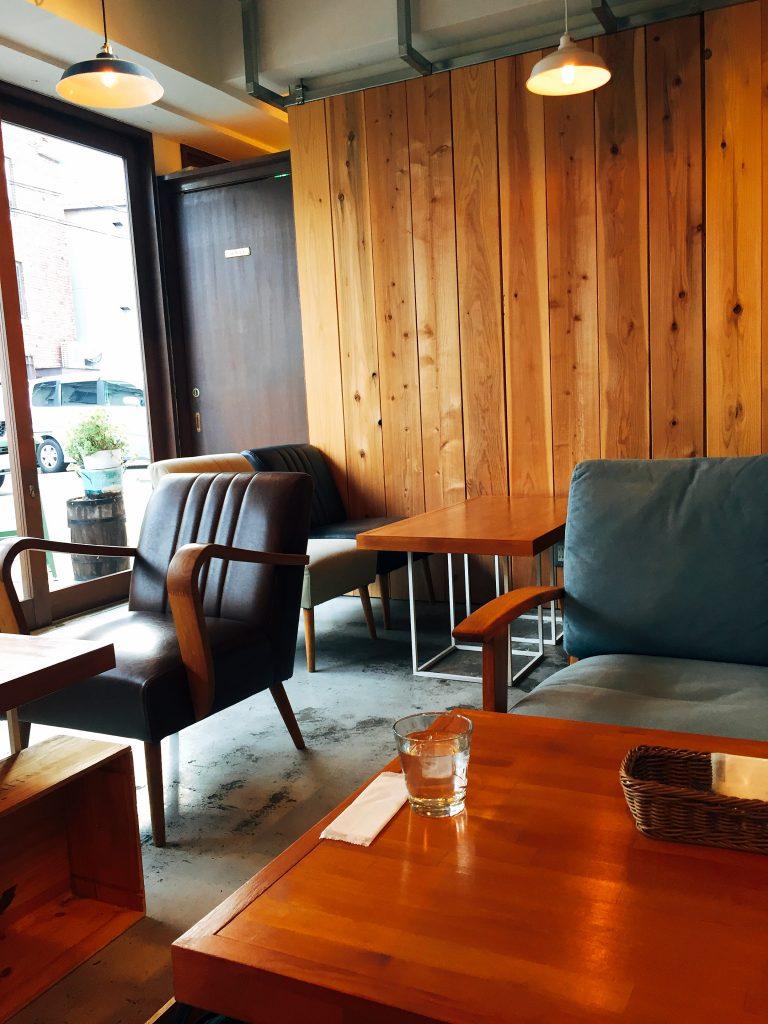 大阪のゆったりできるカフェ