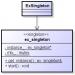 デザインパターン・Singleton(シングルトン)パターンの実装